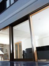 FineLine Holz-Alu Fassadensystem