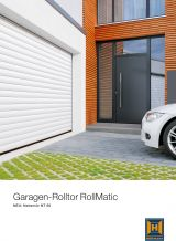 Rolltor Roll Matic