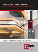 Holz-Meisterfenster und -Haustüren von UNILUX
